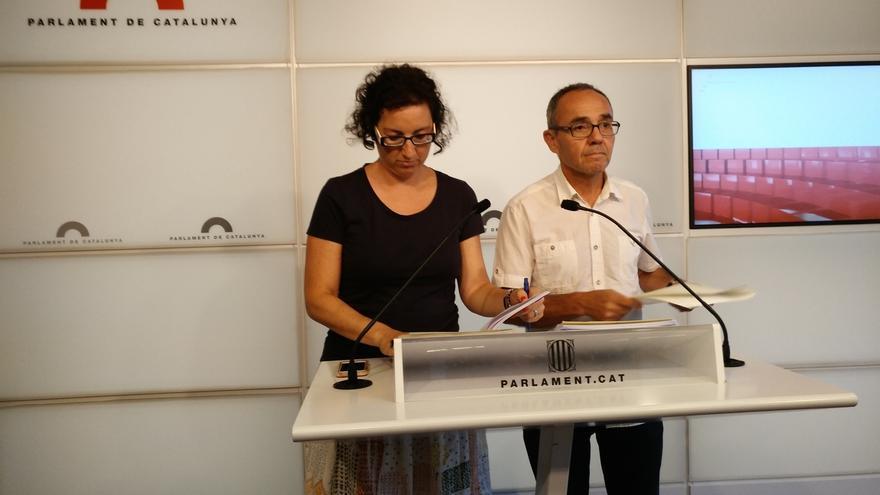 """PSC y SíQueEsPot creen que el Consejo de Garantías Estatuarias vuelve a """"desautorizar"""" la estrategia independentista"""
