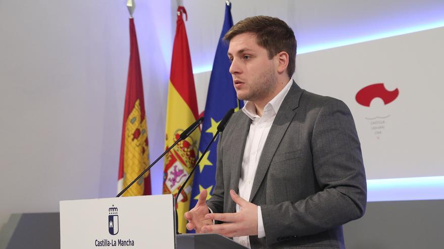 Nacho Hernando, protavoz de la Junta de Comunidades de CLM