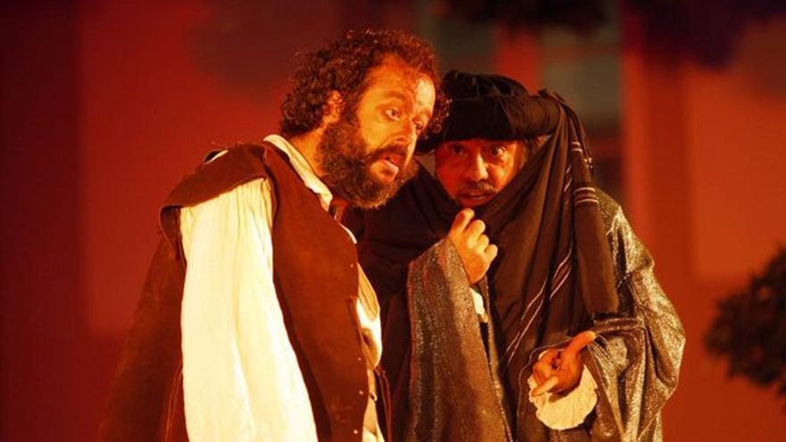 Del ensayo de 'Don Juan Tenorio' #4