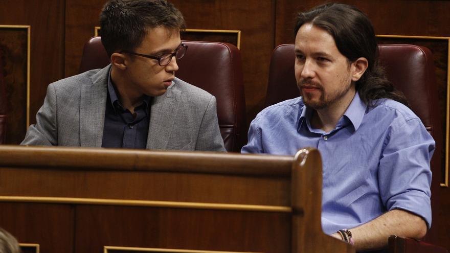 """Pablo Iglesias censura el """"constante insulto"""" y la """"indecencia"""" de Barberá por aferrarse a su escaño en el Senado"""