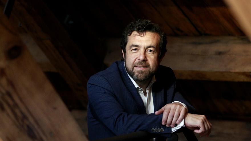 Miguel Gutiérrez, secretario general del grupo parlamentario Ciudadanos