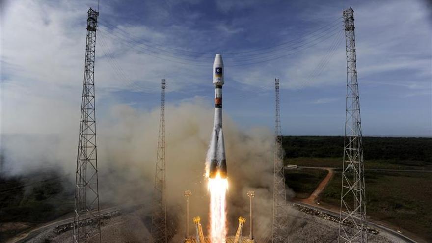 Europa suma dos nuevos satélites a su sistema de navegación Galileo