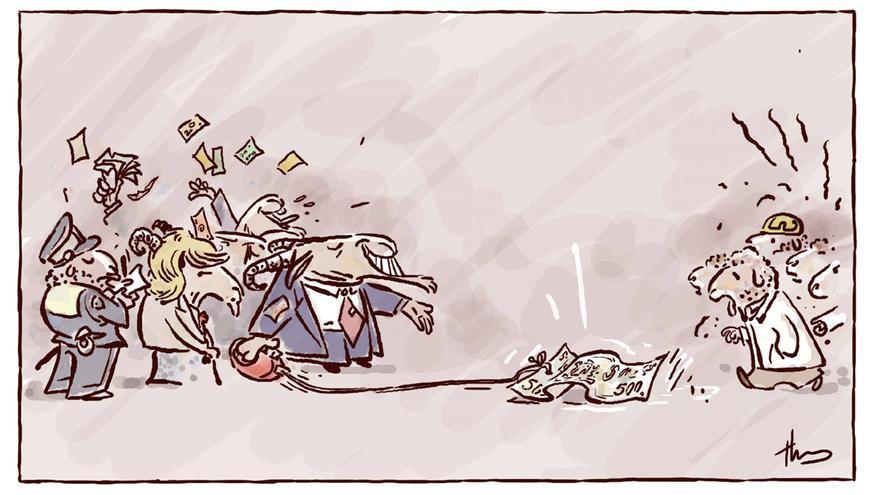 Ilustración de Thierry Torres
