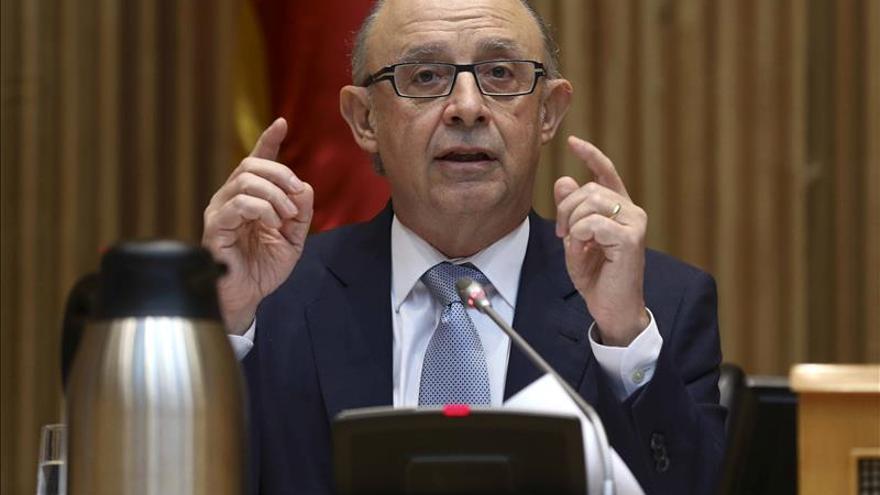 La deuda pública española caerá por primera vez desde 2008, hasta el 98,2 %