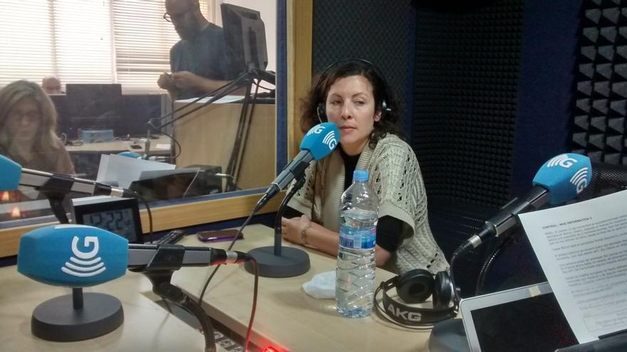 Valerie Labonne an Carne Cruda