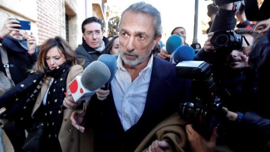 Juicio a Correa y a otras 20 personas por la trama Gürtel de Arganda (Madrid)