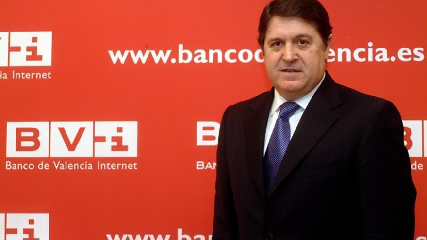 Olivas dice que el Banco de Valencia podía cubrir su déficit de provisiones y cuestiona su venta a Caixabank