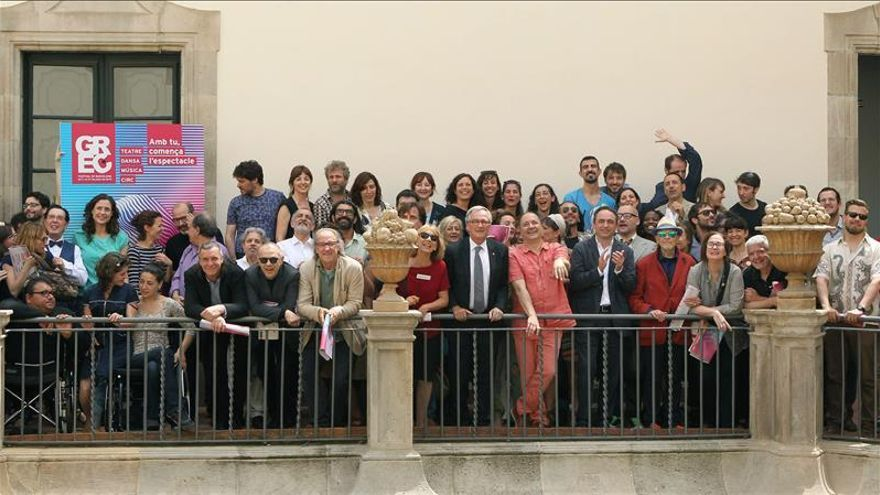 Ivo Van Hove, Wajdi Mouawad, Alain Platel y la Re-sentida, en el Grec 2015