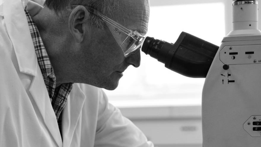 El investigador Richard Thompson.