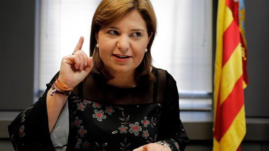 Bonig: El PP es fiable y tiene muchas posibilidades de volver a la Generalitat