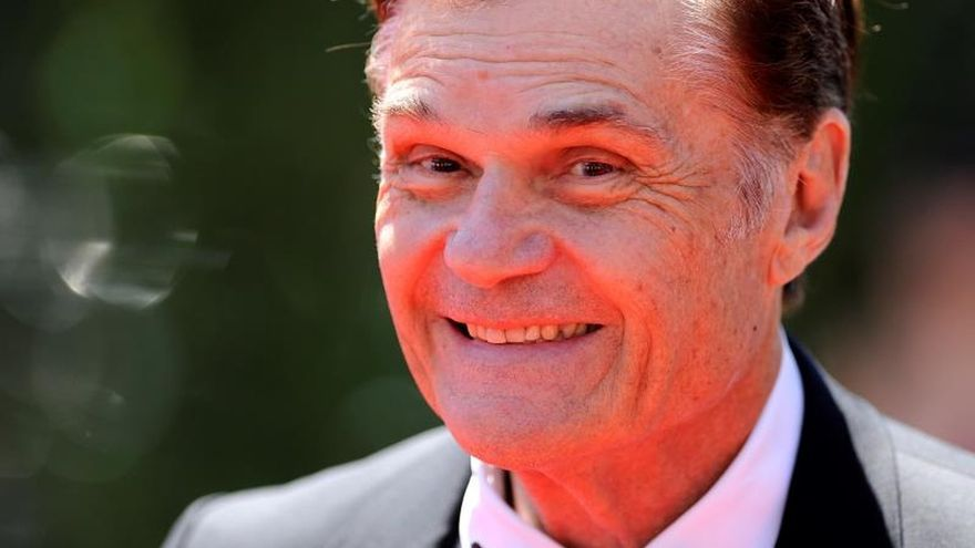 US actor Fred Willard arrives at the 2010 Creative Arts Emmy Awards in Los Angeles, California, USA.
