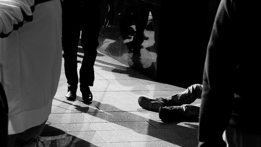 Canarias registra una tasa de pobreza y exclusión del 35,5%, una de las más altas de España según el Informe del Foessa