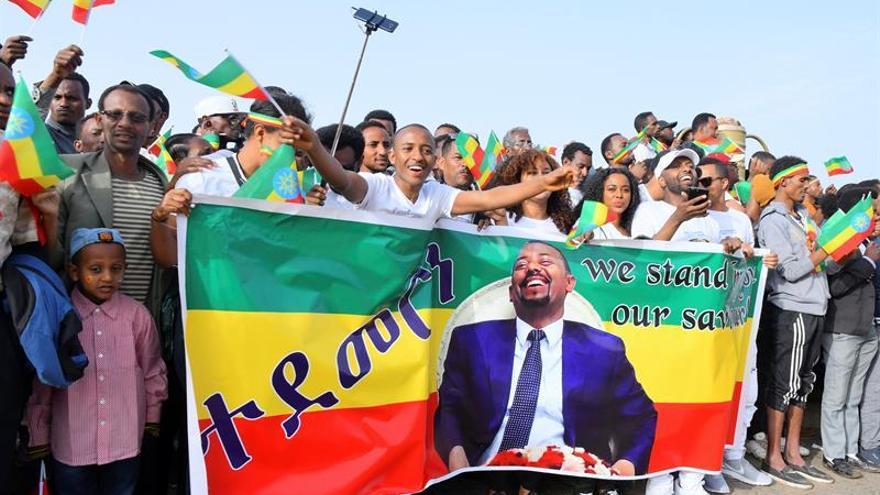 La violencia étnica ensombrece la apertura democrática de Etiopía