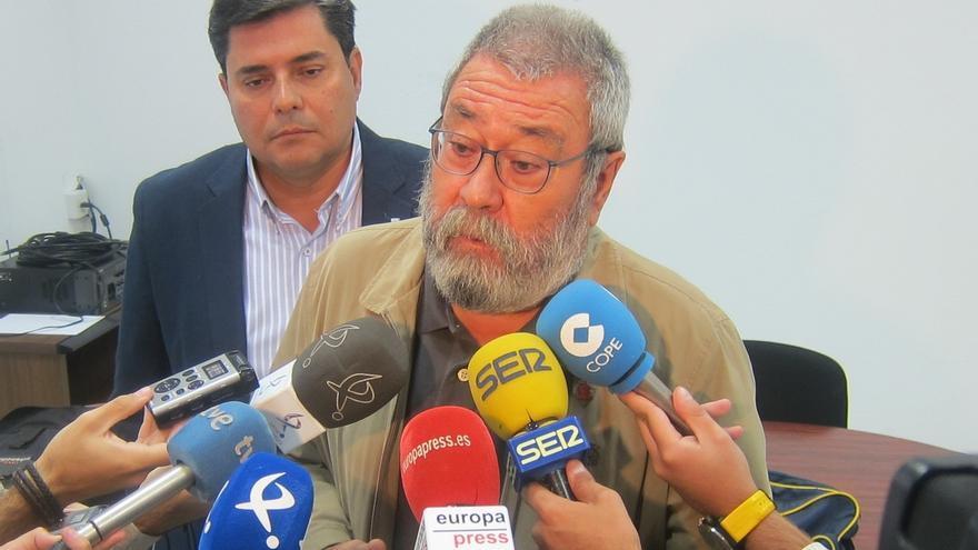 """Cándido Méndez (UGT) rehúsa """"sucumbir al juego"""" de Artur Mas de convertir estas elecciones en """"plebiscitarias"""""""