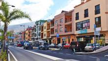 Comercios en el municipio tinerfeño de Santa Úrsula