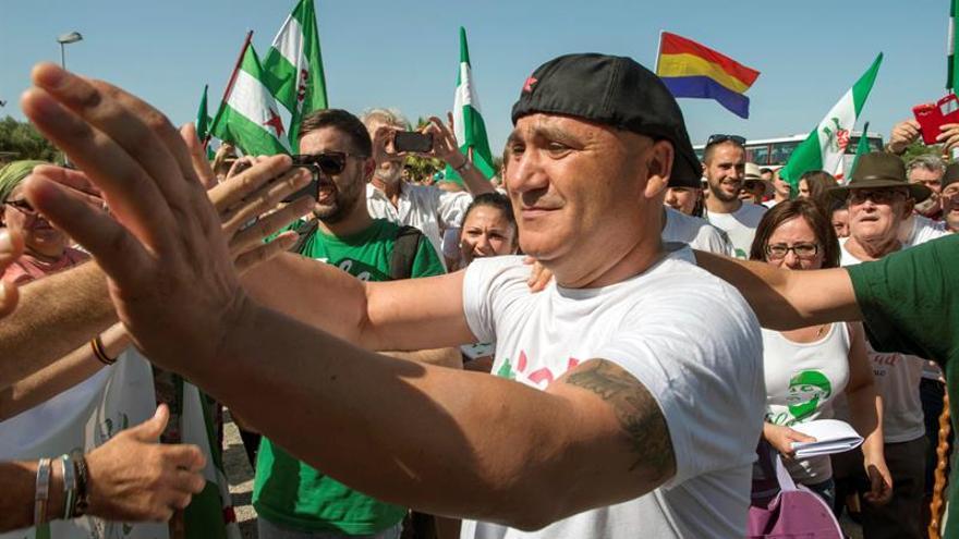 Andrés Bódalo sale de la cárcel Jaén II para segundo permiso penitenciario