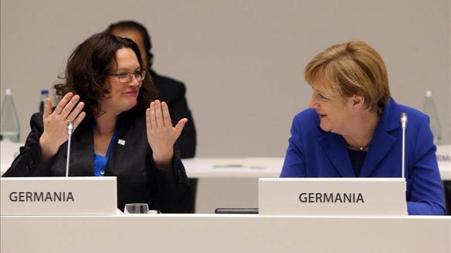 El Bundestag aprueba una ley que limita el poder de los sindicatos minoritarios
