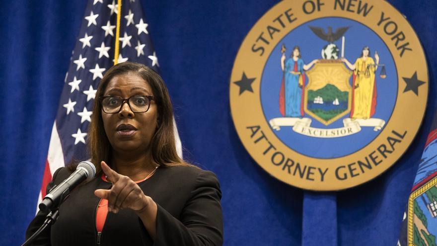 La Fiscal General de Nueva York