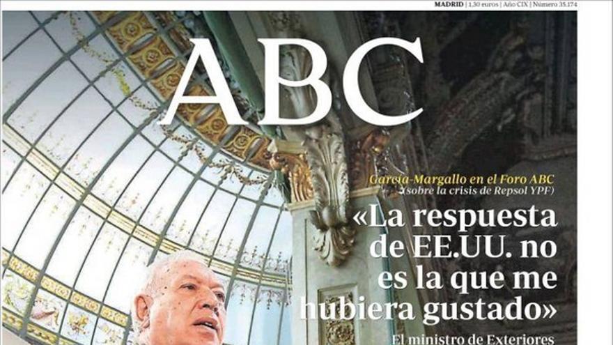 De las portadas del día (18/04/2012) #6