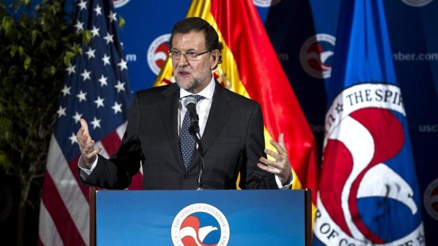 Rajoy cree que los españoles comparten mejora económica, pero aún resta mucho