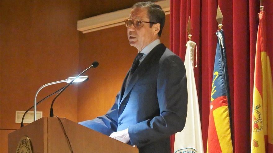El expresident de la Generalitat y exministro de Trabajo Eduardo Zaplana