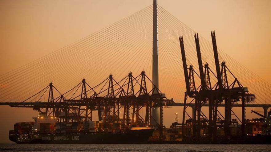 Los beneficios de las industrias chinas suben un 21,2 % hasta julio