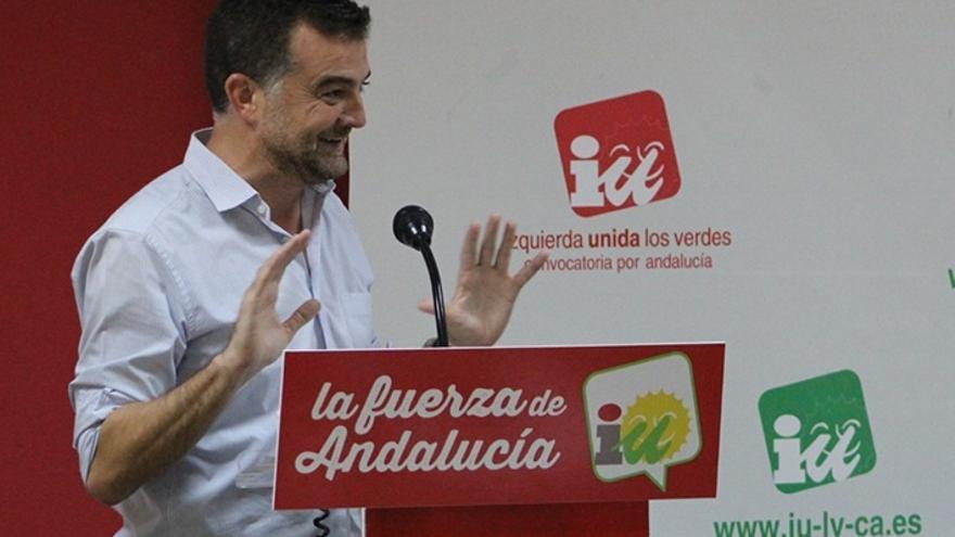 Maíllo se replantearía la candidatura a la Presidencia de la Junta si fuese necesario dentro del proceso de convergencia