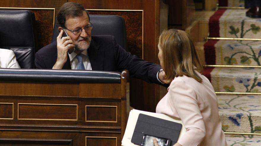 """Rajoy pide al PSOE que no """"bloquee"""" su investidura para que haya un gobierno a primeros de agosto"""