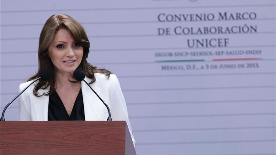 La primera dama de México anuncia que venderá sus derechos sobre lujosa mansión
