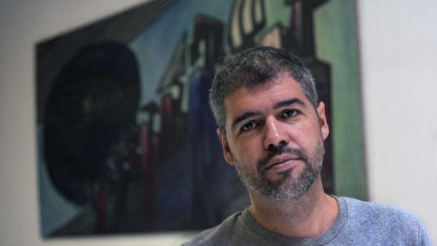 El líder de CCOO en Euskadi, Unai Sordo