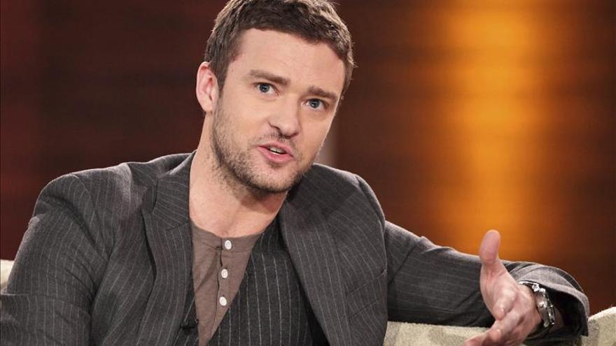Justin Timberlake anuncia disco nuevo y gira mundial