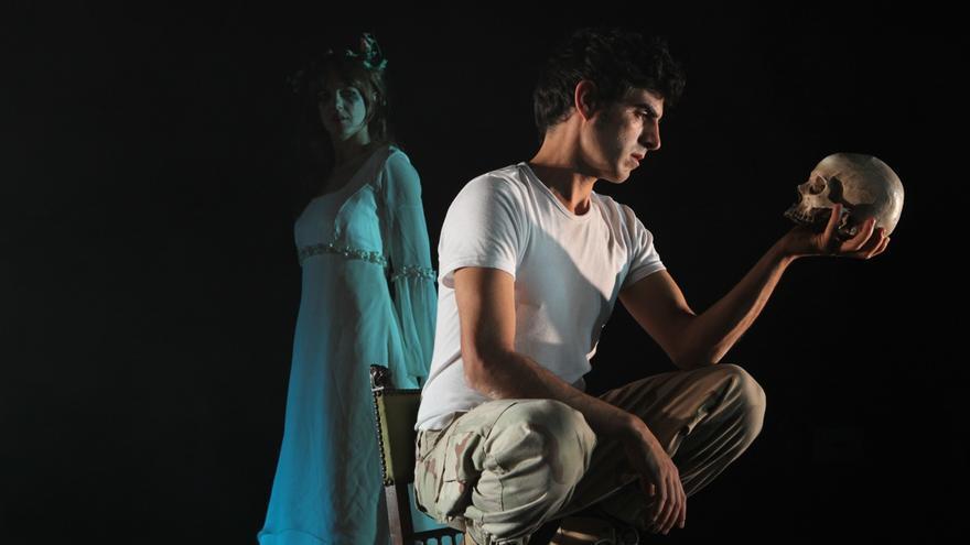 Euskarazko lehenengo 'Hamlet'-en eszena bat