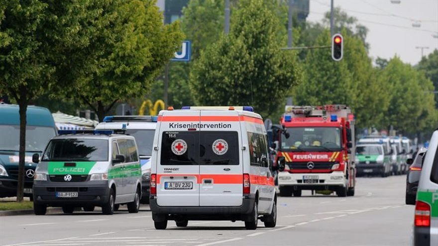 Rajoy traslada a Merkel las condolencias de España por las víctimas de Múnich