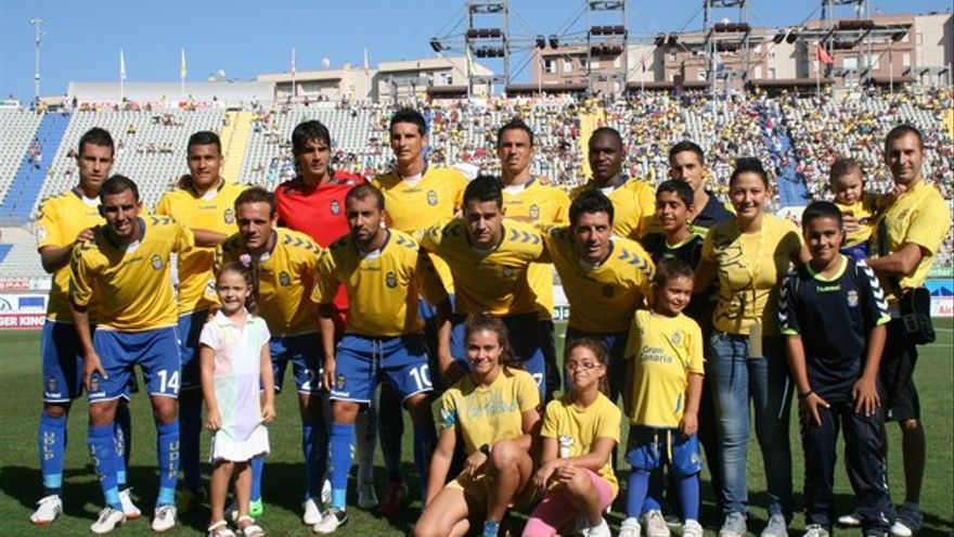 Del UD Las Palmas-Villarreal #1