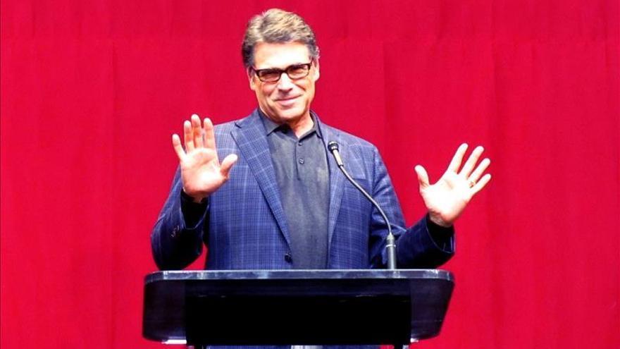 Rick Perry propone enviar tropas de EE.UU. para combatir al Estado Islámico