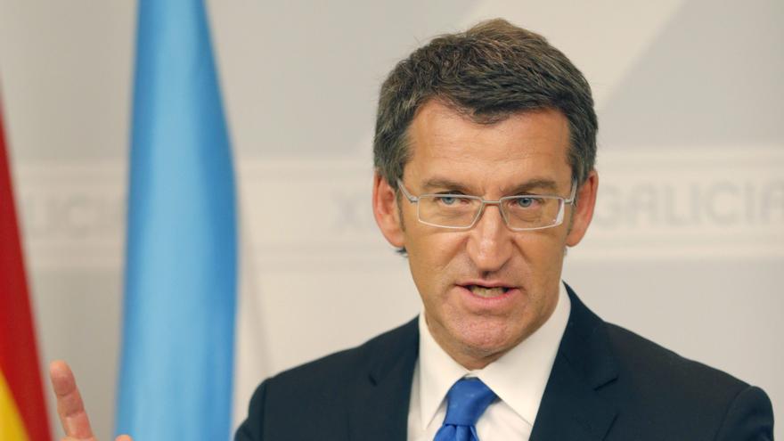 Feijóo destaca que Galicia es la comunidad que más redujo la administración paralela