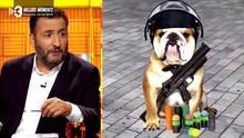 La Fiscalía denuncia ante el juez a tres humoristas por un gag de un programa de TV3 que comparó a los Mossos con perros