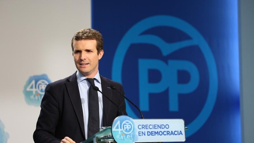 """El PP pide no poner el """"foco"""" en que se despida a la Guardia Civil con """"¡A por ellos!"""" porque """"no hay delito"""""""