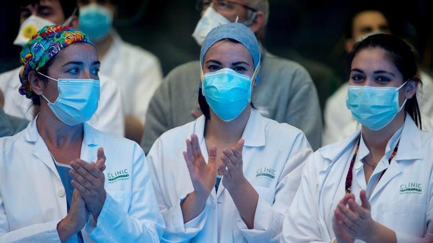 El Día Mundial de la Salud reivindica a la enfermería en su año más heroico