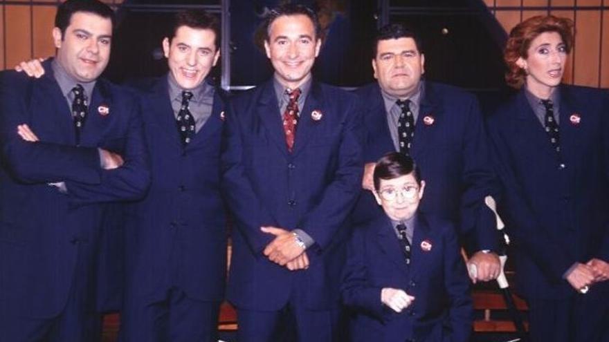El equipo de 'Crónicas Marcianas' se reúne 19 años después de su estreno en Telecinco