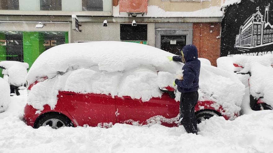 Madrid bajo un manto blanco: concurso fotográfico sobre la nevada que provocó Filomena