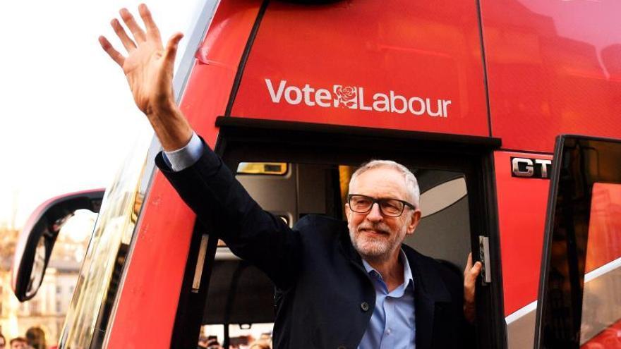 La sucesión de Corbyn abre una guerra en el Partido Laborista británico