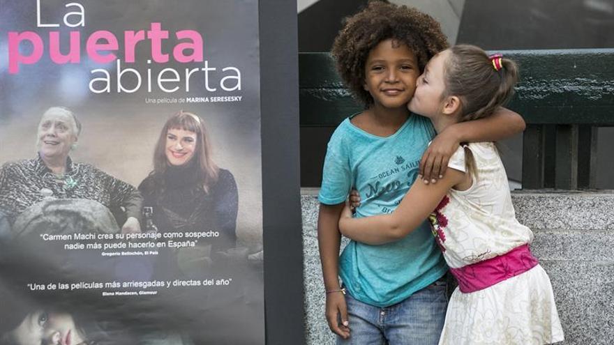 """Carmen Machi y Terele Pávez dan una lección actoral en """"La puerta abierta"""""""