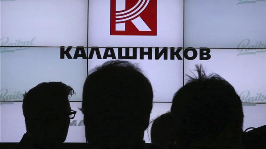 Kaláshnikov registra la marca comercial para combatir la falsificación de armamento