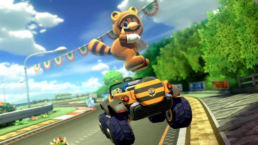 Mario Kart 8  The Legend of Zelda