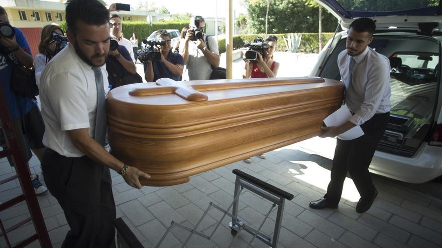Incinerado en Córdoba el cadáver de Miguel Blesa, cuyo funeral se celebra este viernes en Linares (Jaén)