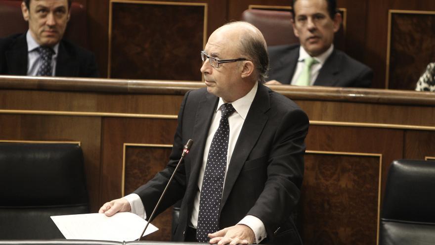 """Montoro, sobre el incumplimiento de la Disposición Adicional Tercera del Estatuto andaluz: """"Lo que me falta es dinero"""""""