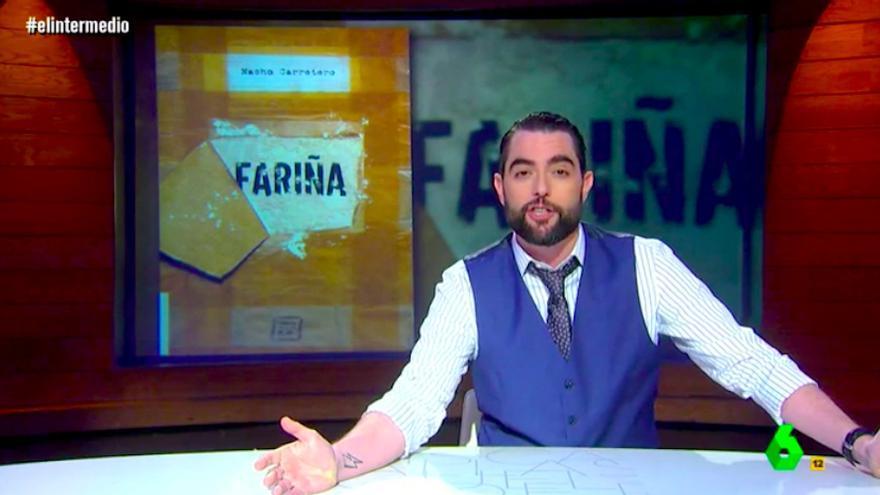 "Dani Mateo explica el efecto ""Streisand"" que ha pasado con Fariña"