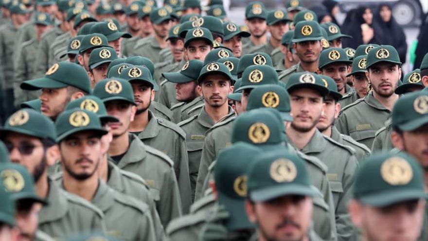 La Guardia Revolucionaria iraní asegura que aumentará su poder pese a EEUU