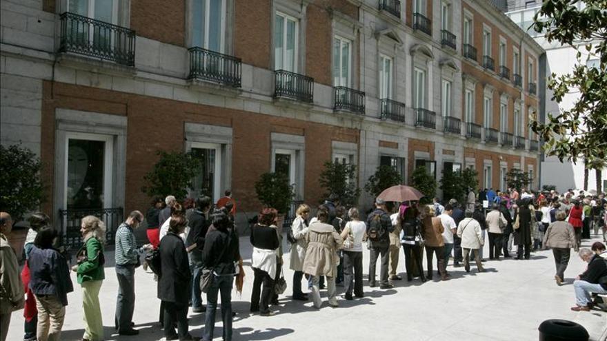 El Thyssen pierde visitantes en 2013 pero consigue su cuarto mejor registro